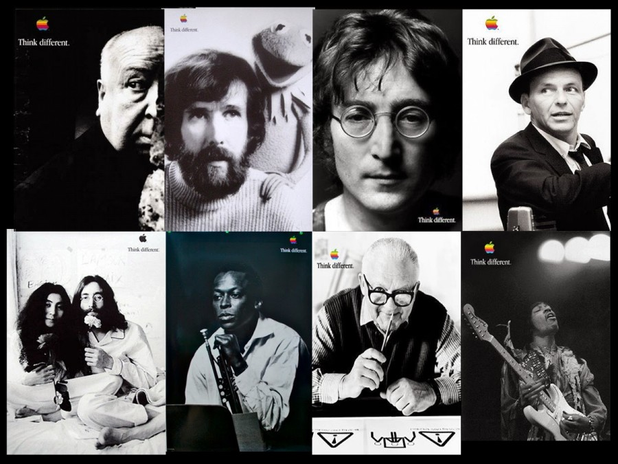 think different campaign analysis