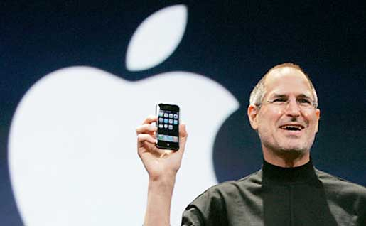 steve jobs management case study