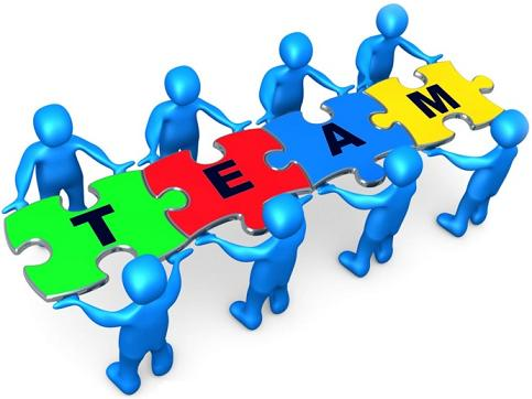 Process of Team Building - Team Building Process