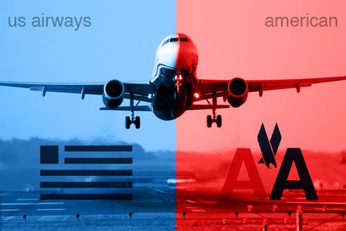 Merger Between US Airways and American Airlines