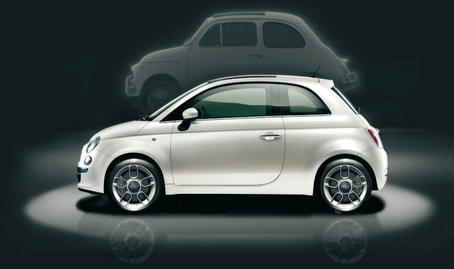 Business Strategy Case Study: Relaunch of Fiat 500